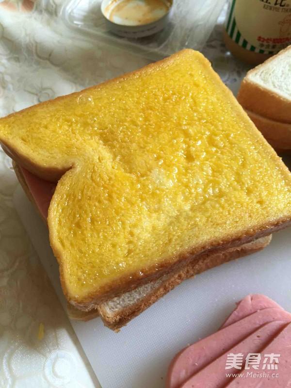 活力营养早餐的简单做法