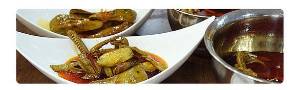 现捞卤菜的做法及配方怎么炒