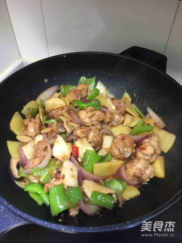 瓦香鸡怎么煮