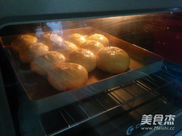 圣诞树面包的制作大全
