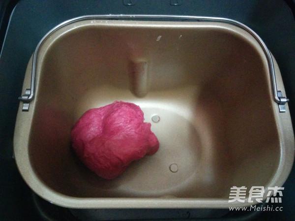 玫瑰花面包怎么煮