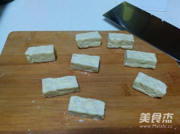 花生牛轧糖的制作方法