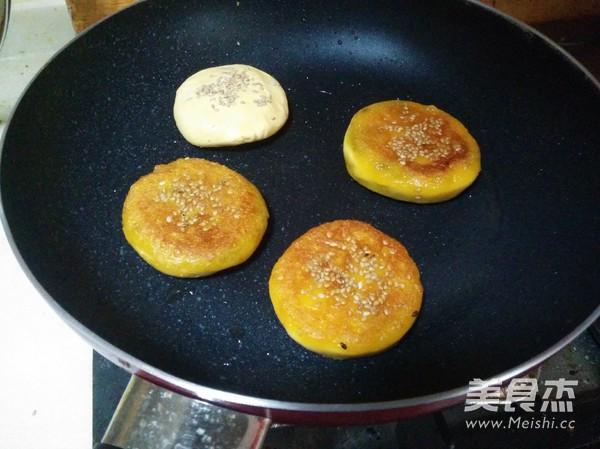 紫薯南瓜饼怎样炖
