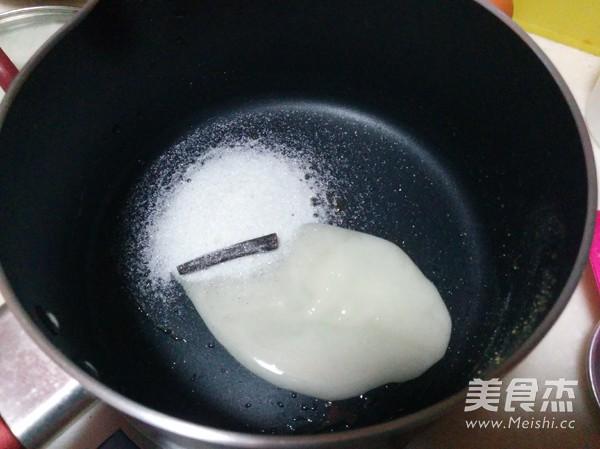 焦糖蜂蜜布丁的简单做法