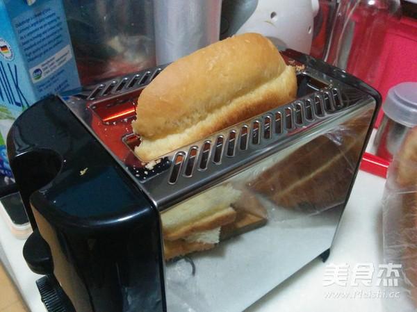 三明治串的家常做法