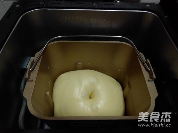 红豆面包的简单做法