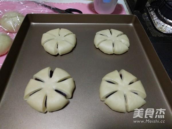 红豆面包怎样煸