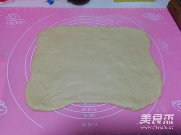 蜜豆面包卷怎么吃