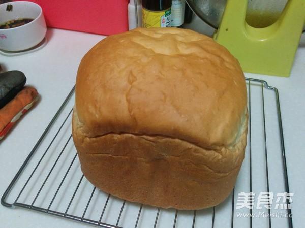 蜜豆面包卷怎样做