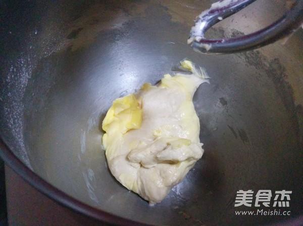 肉松面包卷的简单做法