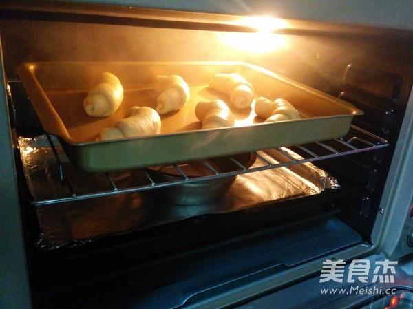 肉松面包卷的制作方法