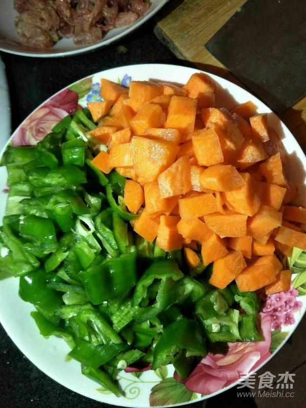 菠萝饭的简单做法
