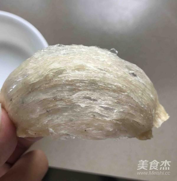 红枣冰糖燕窝的做法大全