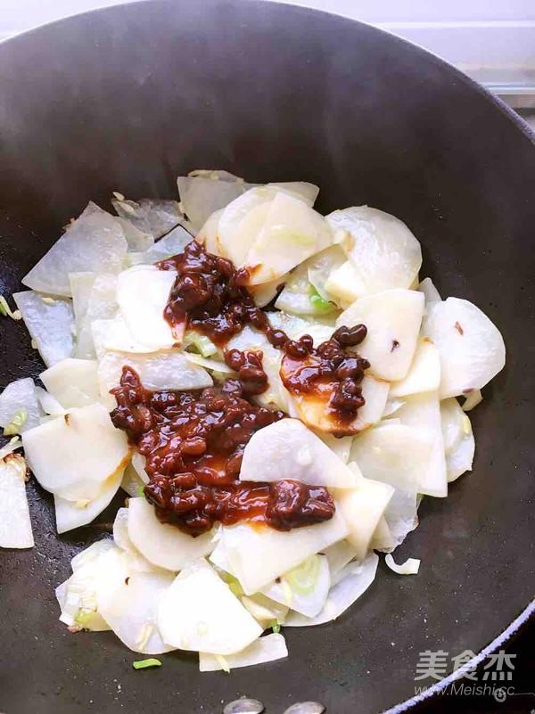 青椒土豆片的简单做法