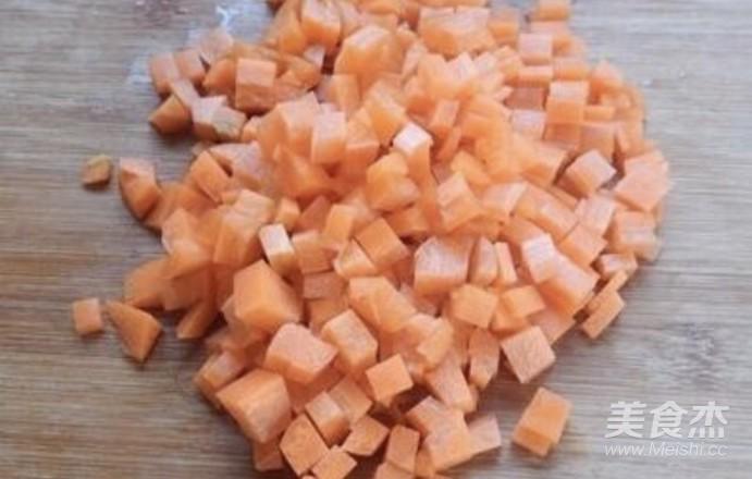 毛豆炒肉丝的做法图解