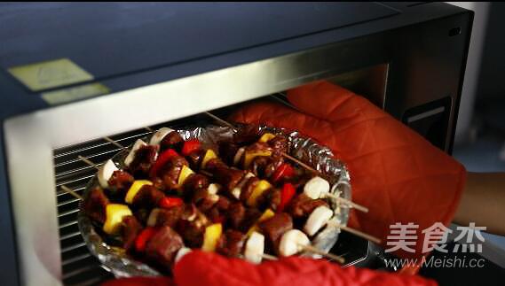 香烤牛肉串怎么做