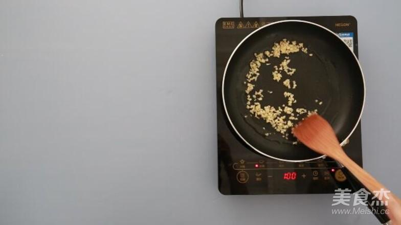 蒜蓉粉丝蒸娃娃菜的家常做法