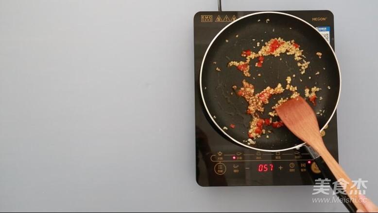 蒜蓉粉丝蒸娃娃菜的简单做法