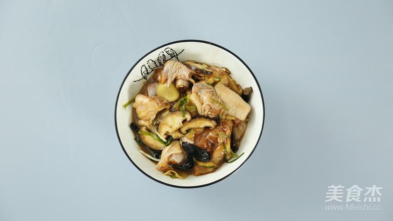 香菇蒸鸡的家常做法