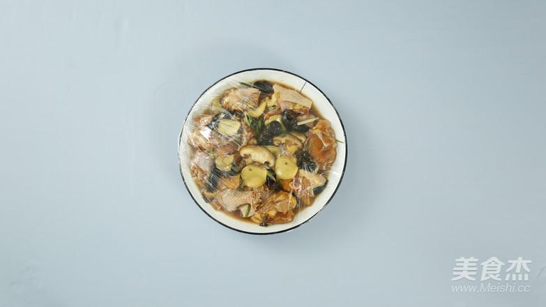 香菇蒸鸡的简单做法