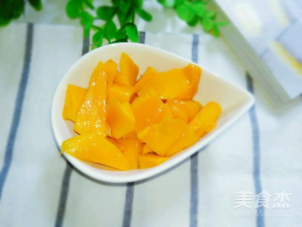 芒果椰汁西米露怎么吃