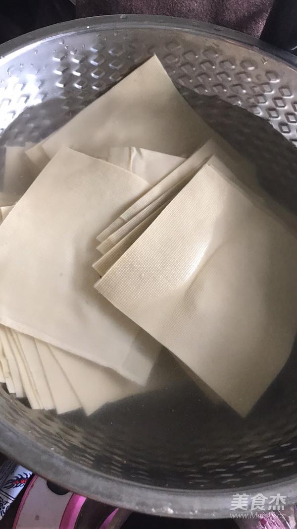 小厨-正宗老北京版京酱肉丝的做法图解