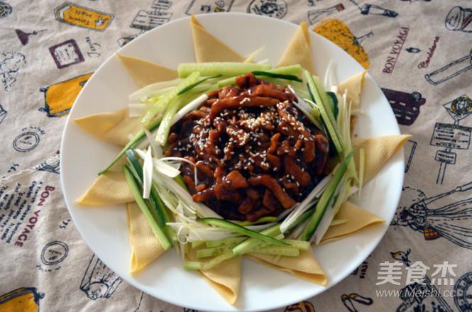 小厨-正宗老北京版京酱肉丝怎么做