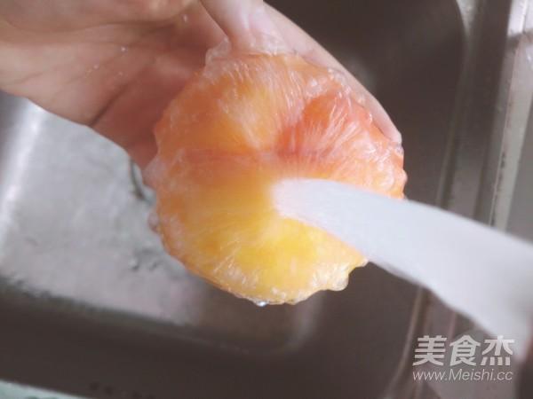 黄桃罐头的做法图解