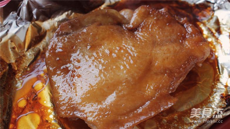 今天这碗迷情照烧鸡腿饭,吃出所有的温情怎么煸