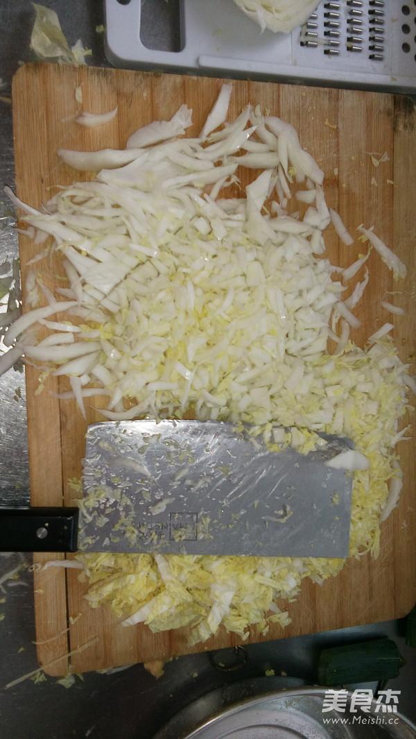 玉米菜香窝窝头的做法图解