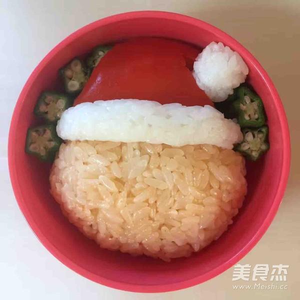 圣诞老人便当怎么吃