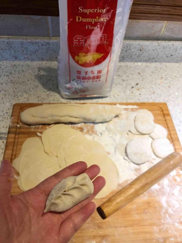 蒸饺怎么炒