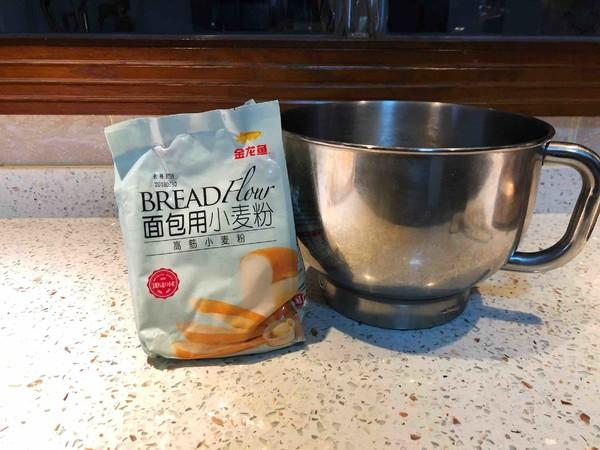 豆沙面包的做法大全