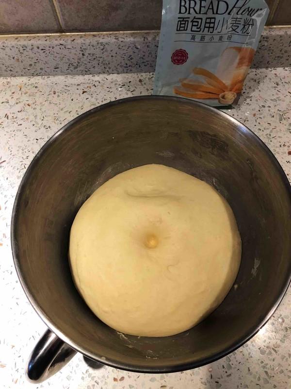 豆沙面包的简单做法