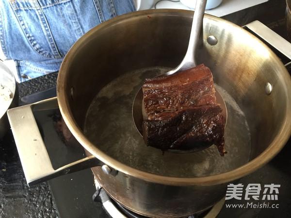 腊肉粽子的做法图解