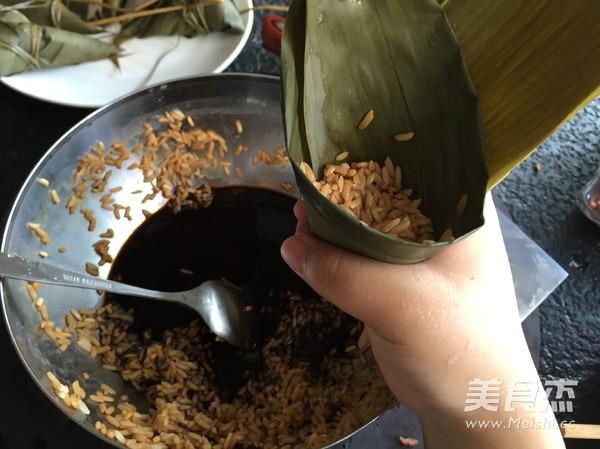 腊肉粽子怎么吃
