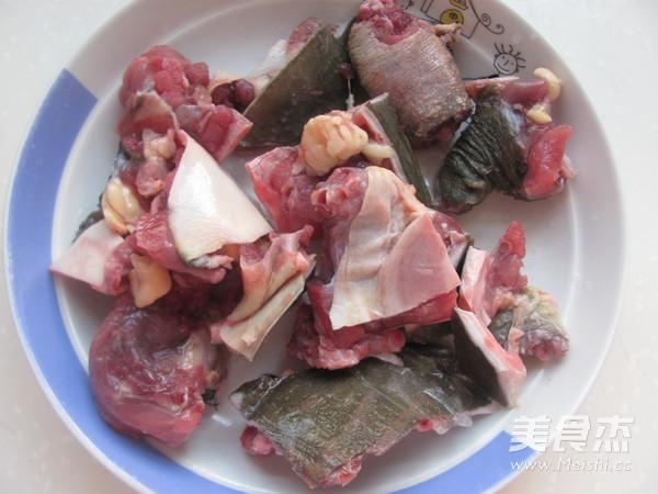 甲鱼母鸡汤的做法大全