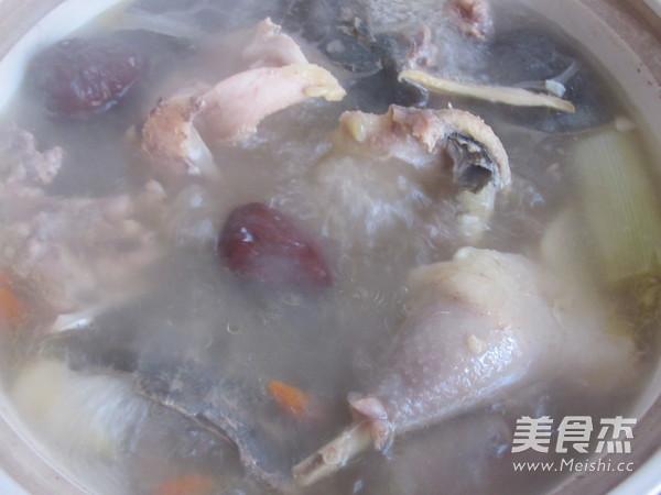 甲鱼母鸡汤怎么做