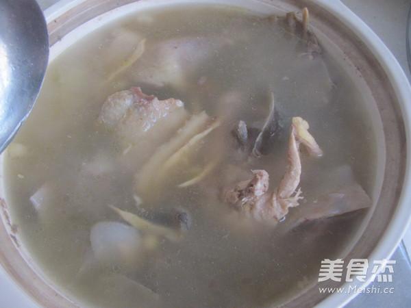 甲鱼母鸡汤怎么炒