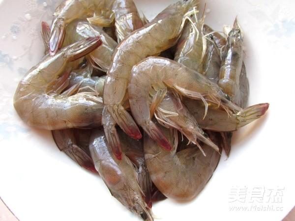 蒜蓉开背虾的做法大全