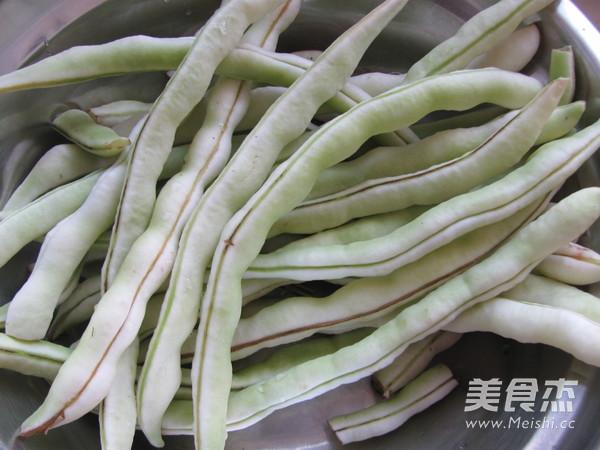 小炒芸豆的做法大全