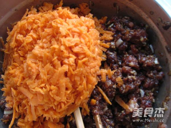 胡萝卜羊肉饺子怎么煮