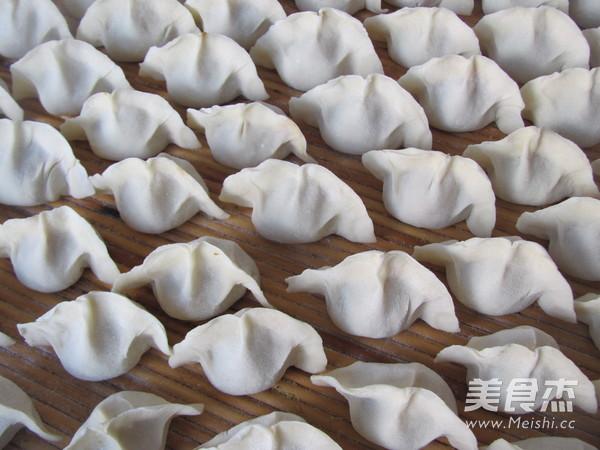 胡萝卜羊肉饺子怎样煮
