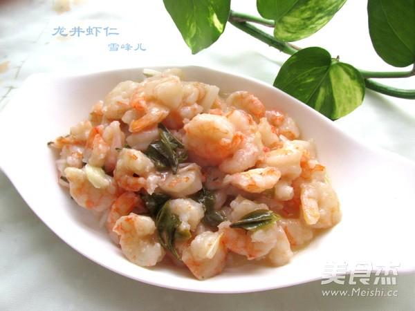 龙井虾仁怎么煮