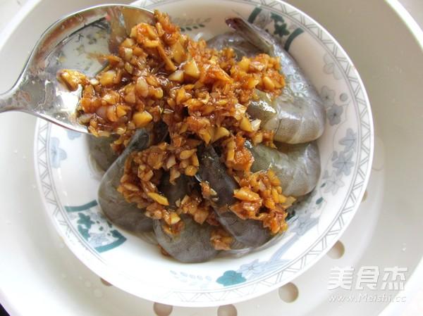 香蒸海虾怎么炖
