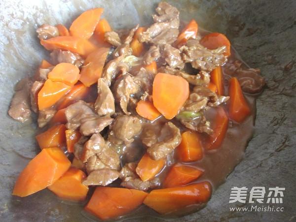 家乐--羊腿肉焖胡萝卜怎么炒