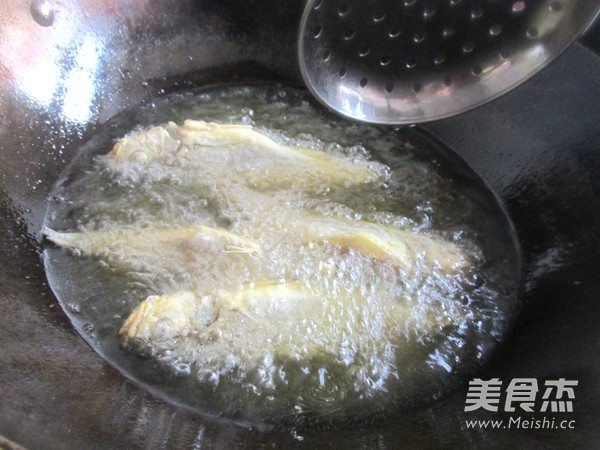 香炸小黄鱼的简单做法