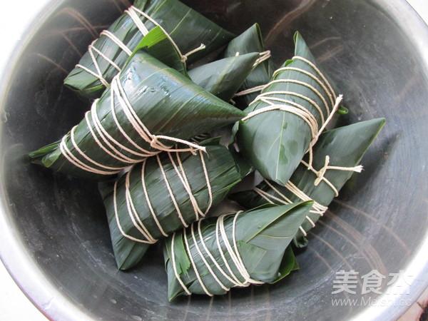 传统蜜枣粽怎么炖