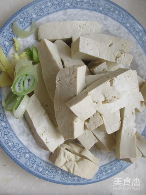 香菇肉末豆腐的做法大全