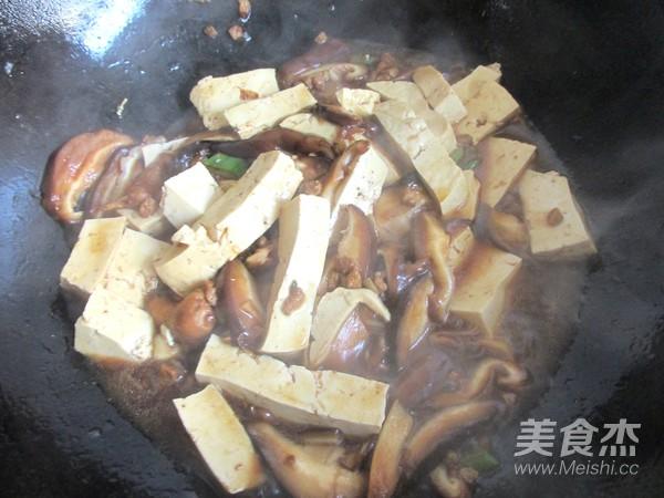 香菇肉末豆腐怎么煮